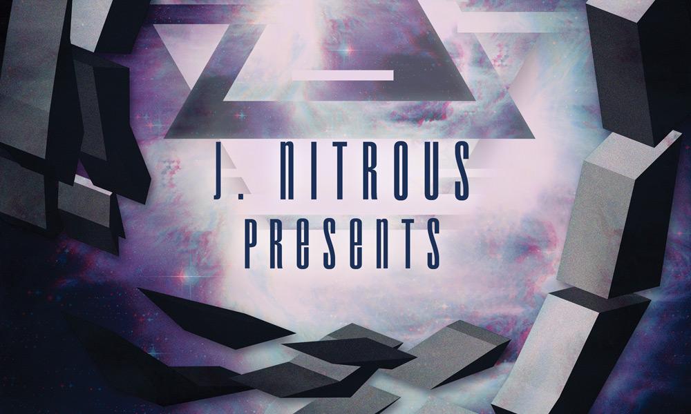 J Nitrous poster by Julia Alison