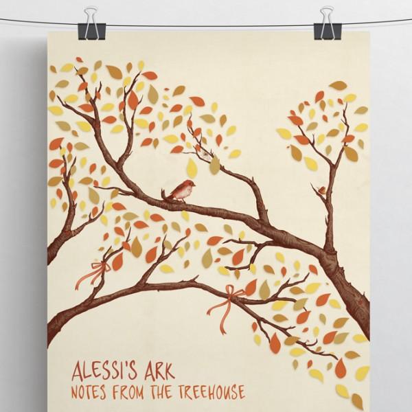 Alessi's ark by Julia Alison